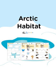 Learn About Habitats: Arctic:  PAGES 67