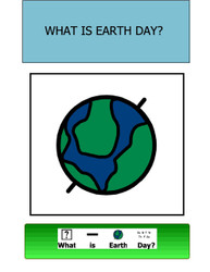 WHAT IS EARTH DAY? A SIMPLE VISUAL STORY: 11 PAGES