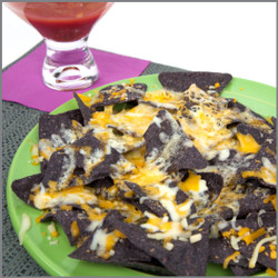 Nachos With Cheese Visual Recipe: Microwave: Comprehension Sheets: 18 Pages