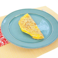 Cheese Omelette Visual  Recipe And Comprehension Sheets: Pages 20