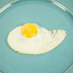 Sunnyside Up Egg  Visual  Recipe And Comprehension Sheets: Pages 19
