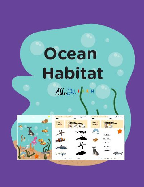 Learn About Habitat: Ocean:  PAGES 67