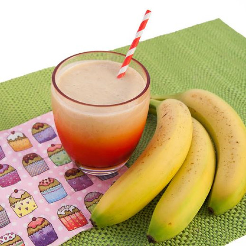 Chocolate Peanut Butter And Banana Milkshake Visual  Recipe And Comprehension Sheets: Pages 19