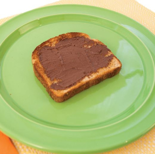 Nutella With Toast Visual  Recipe And Comprehension Sheets: Pages 19