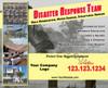 Hurr Damage 02 EDDM Postcard