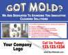 Mold Remediation EDDM Postcard 01