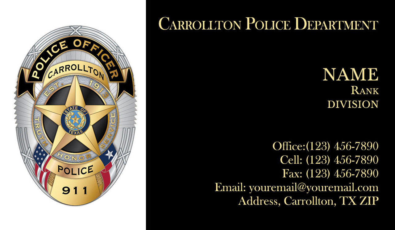 CAPD Business Card #4