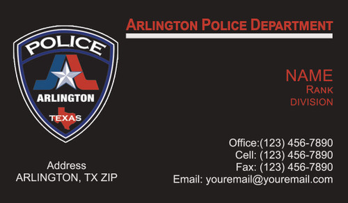 ARPD Business Card #2