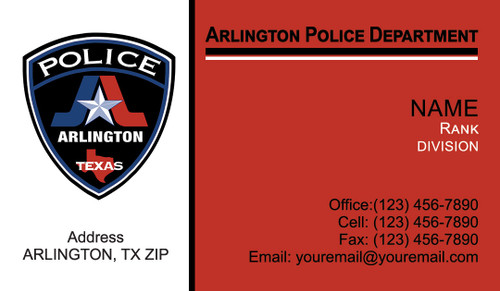 ARPD Business Card #4