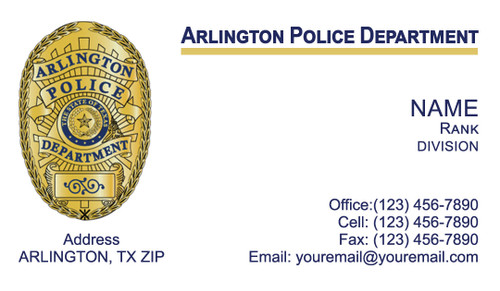 ARPD Business Card #6