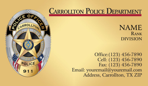 CAPD Business Card #2