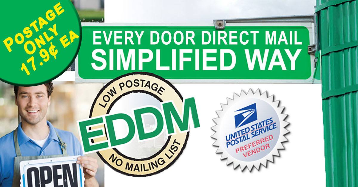 What is Every Door Direct Mail