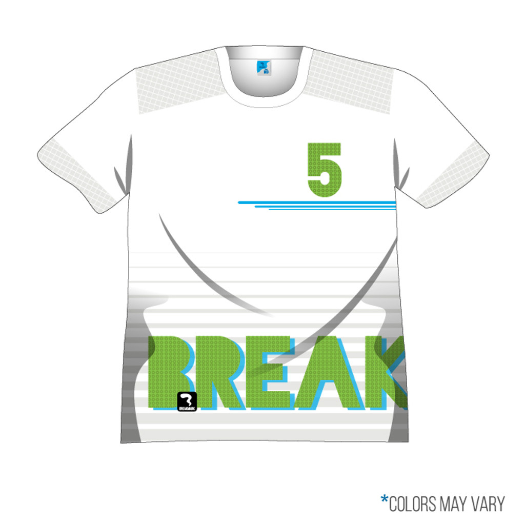 Breakmark Full Sub Short Sleeve Back Light
