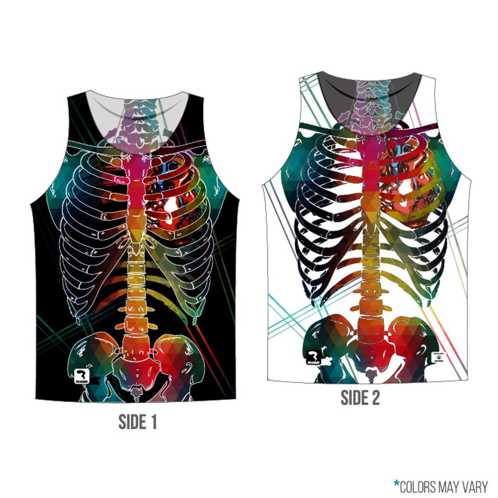 Skeleton Reversible Front