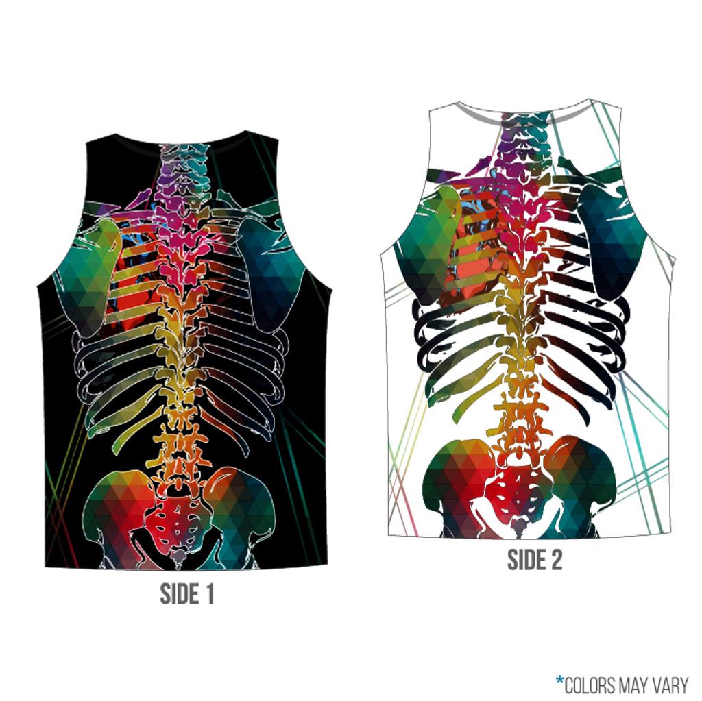 Skeleton Reversible Back