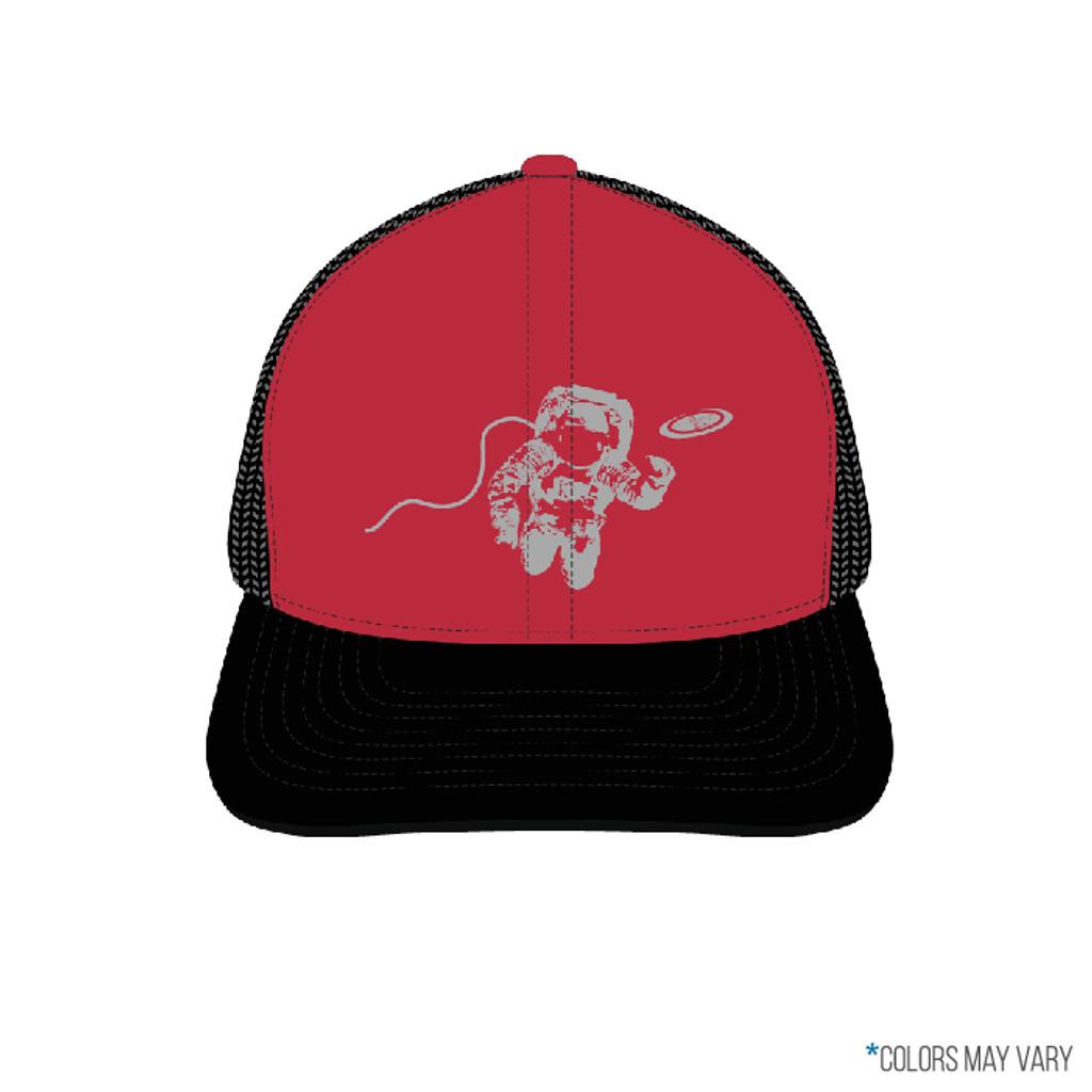 Red/Black Astro Trucker