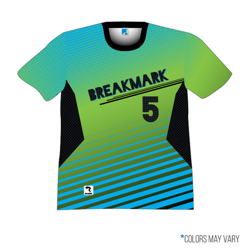 Breakmark Full Sub Short Sleeve Front Dark