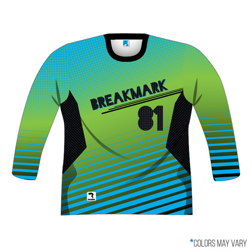 Breakmark Full Sub Long Sleeve Front Dark