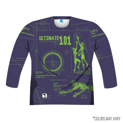Ultimate 101 Long Sleeve