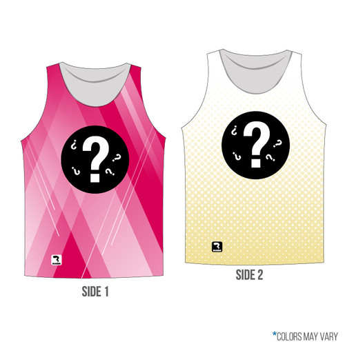 Bargain Bin Sublimated Reversible