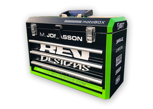 REV DESIGNS | motoBOX