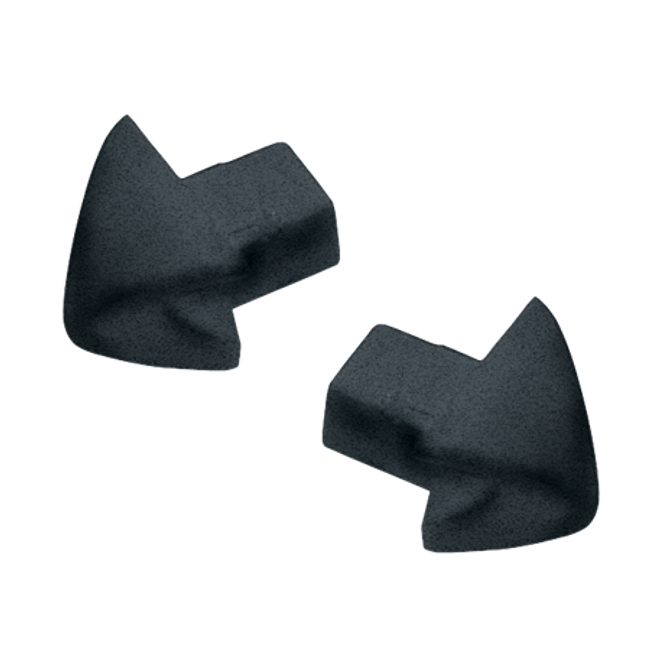 Harken Smallboat Low-beam Trim Caps (Pair)
