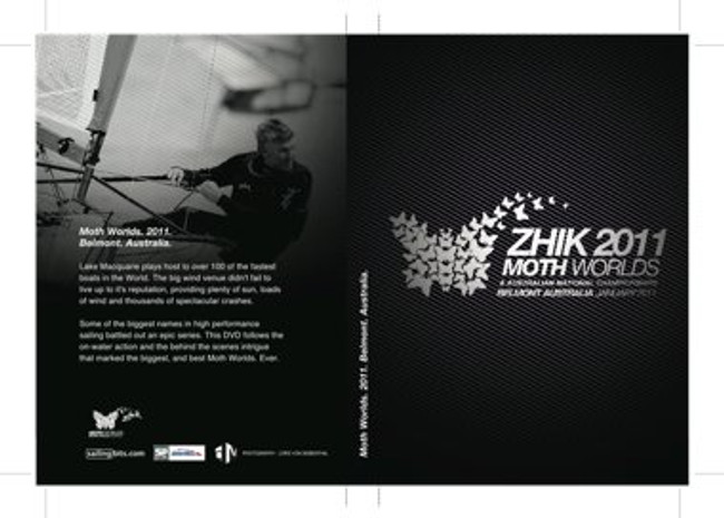 Zhik 2011 Moth Worlds DVD