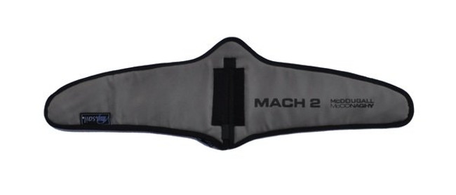 Mach2 Rudder Horiz Cover Small