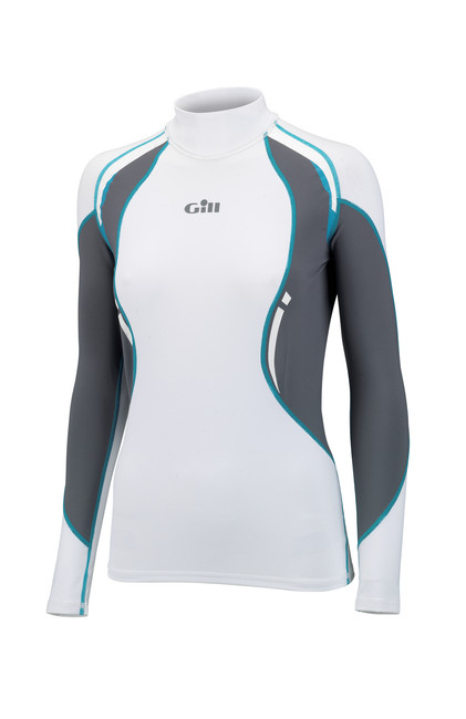 Gill Women's Sport UV Rash Vest - Long Sleeve SALE