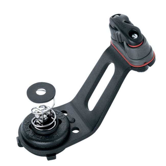 Harken Ball Bearing Swivel Mainsheet Cam Base