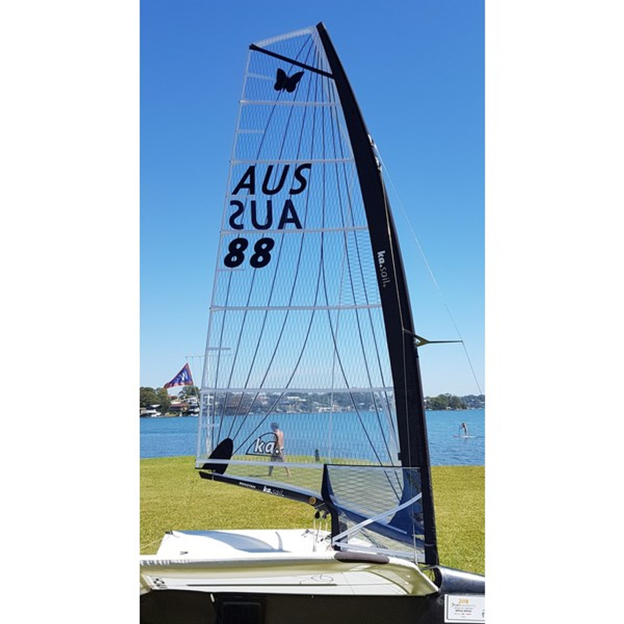 KA MSH5 Moth Sail (deck sweeper)