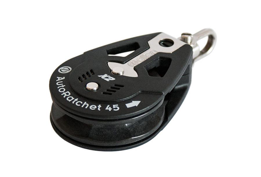 Allen 45mm single auto ratchet block