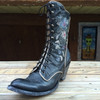 Womens Old Gringo Granny Bonnie Boots Chocolate  L750-2 size 6.5
