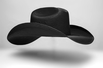 office sponsored Tim McGraw Black Straw Hat