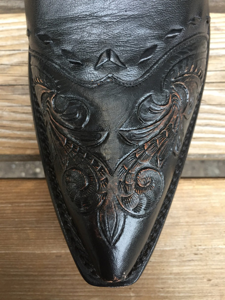 Ladies Hand Tooled Zorro