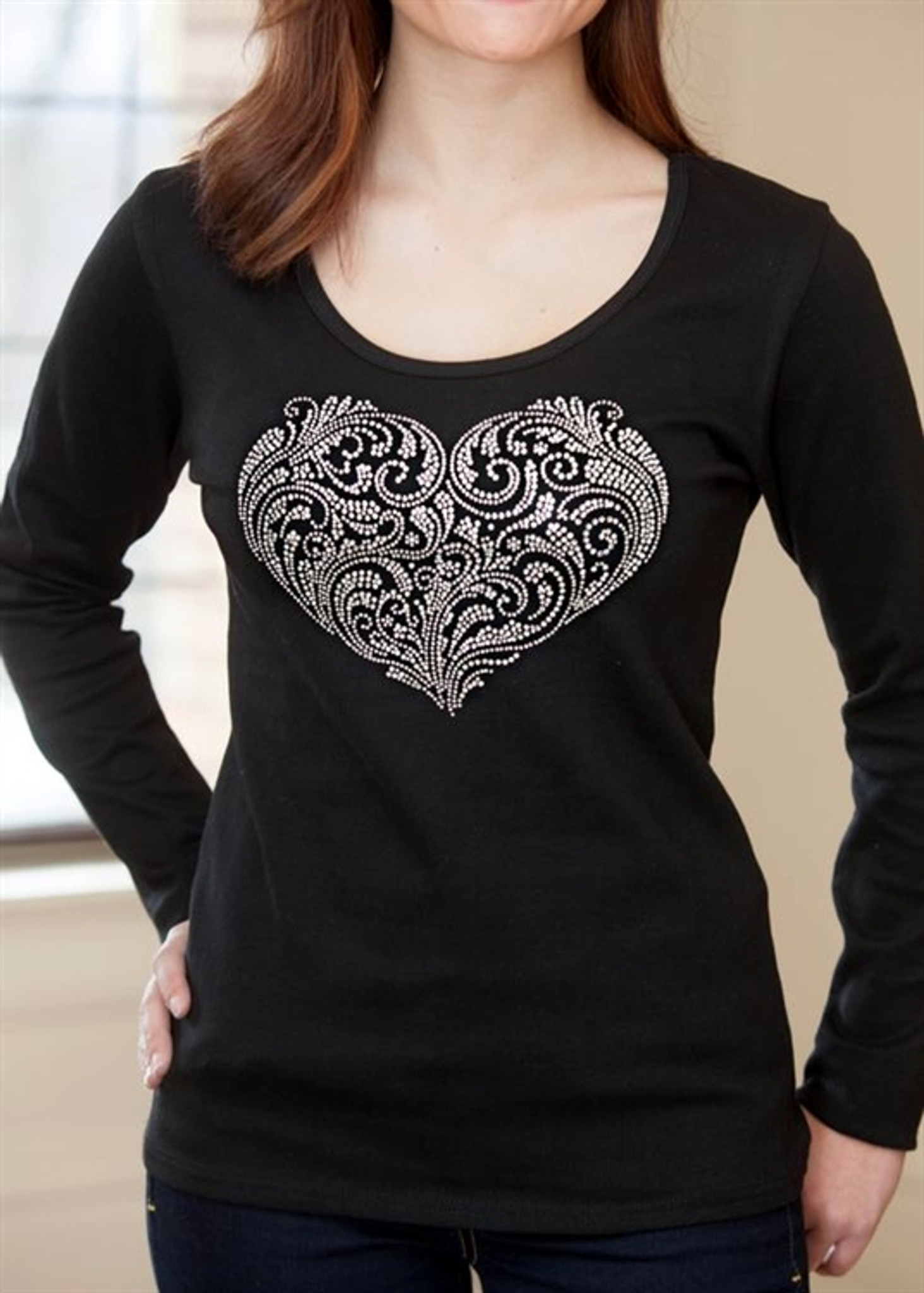 Swirl Heart - Contemporary Collection