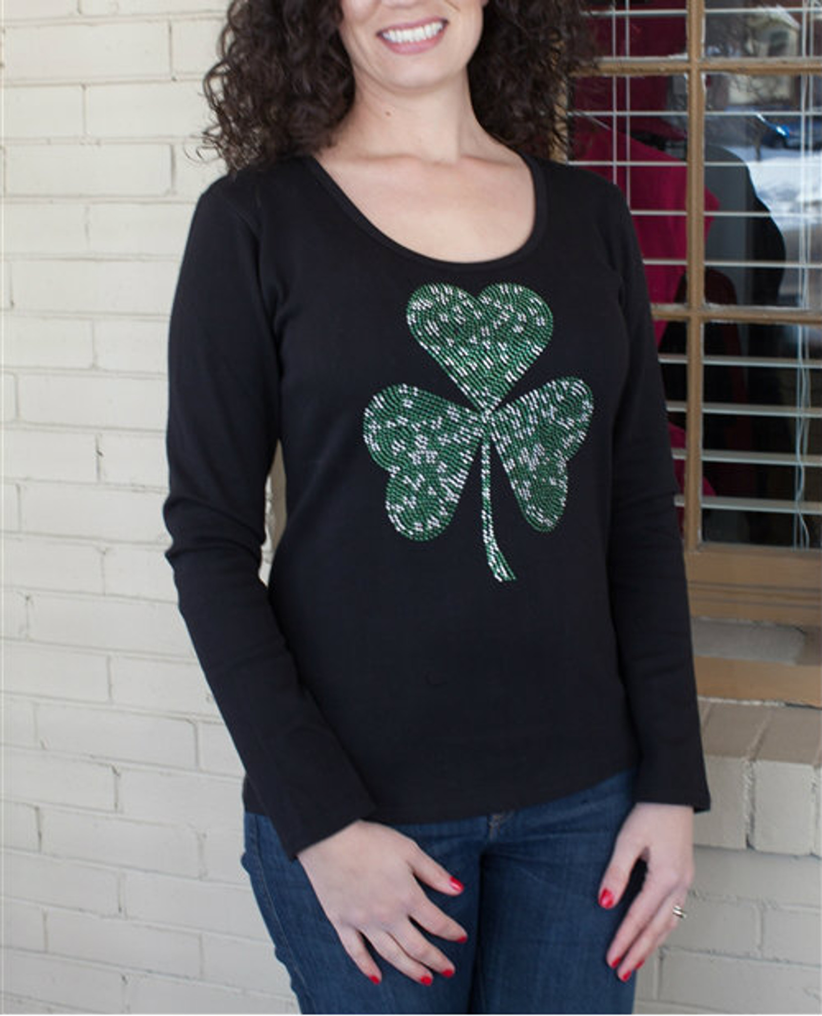 Giant Shamrock Rocks - Contemporary Collection