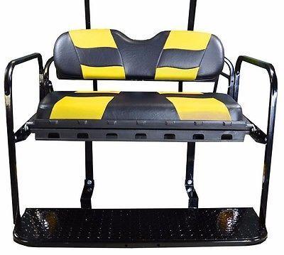 Custom Cushion Rear Seat Kits