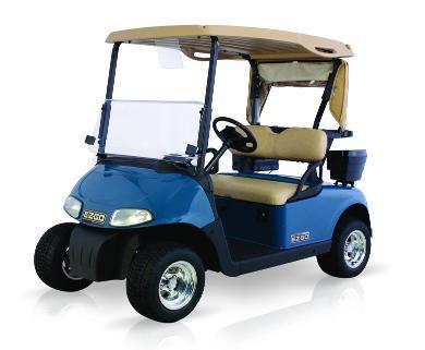 E-Z-GO RXV SEAT CUSHIN SETS
