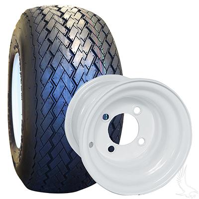 """8"""" Wheel & Tires"""