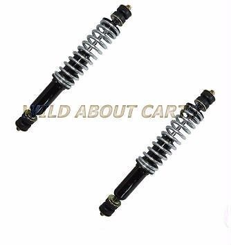 Rear Shocks and Springs