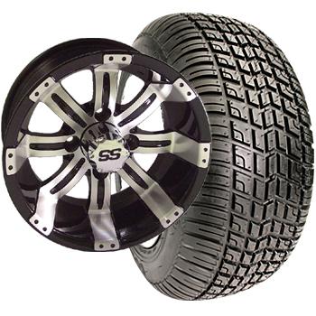 "10"" Wheel & Tire Combos"