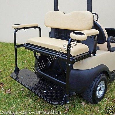 Club Car Rear Seat Kit - WildAboutCarts.com