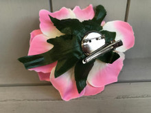Pin Up Hair Roses - Hot Pink