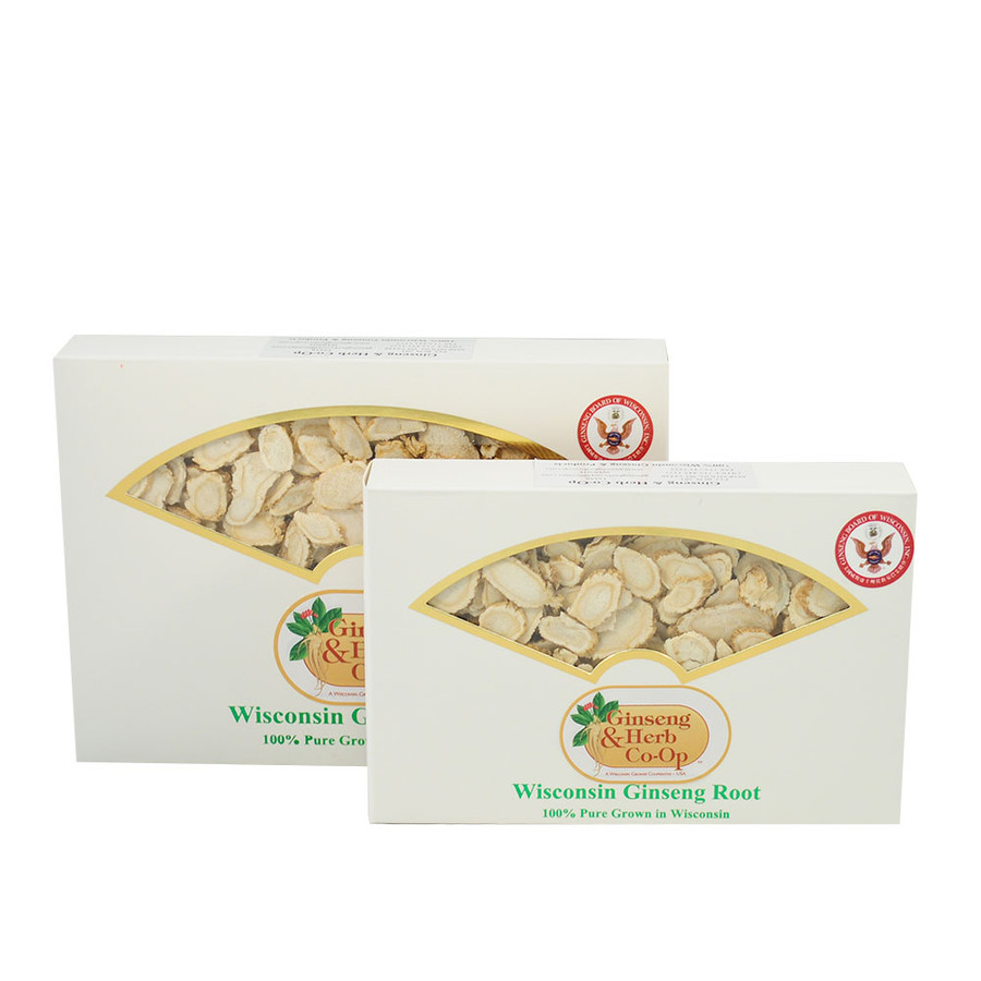 Wisconsin Ginseng Slices