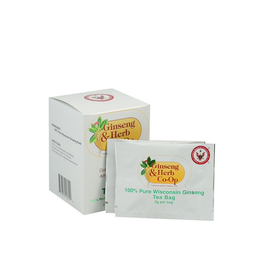 Ginseng Tea-Small Box (10 Bags)