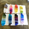 Merino Roving Sample Cards