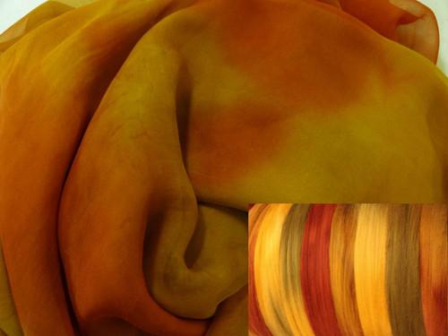 Tissue Silk Neck-Knack Felting Kit--Spice Market
