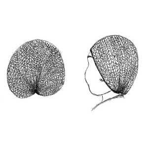 One Knot Hair Net