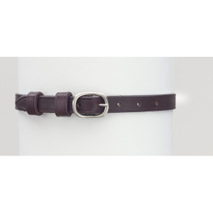 """Ovation® English Leather Spur Strap - Adult 18"""""""